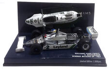 Minichamps Williams FW07C 1981-Carlos Reutemann échelle 1/43