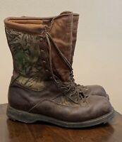 Corcoran Waterproof Insulated ThInsulate Gore-Tex Hunting Boots 11.5 Men's Wide