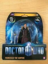 Doctor Dr Who Francesco the Vampire Figure - CHARACTER OPTIONS - NEW & SEALED