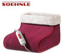 Soehnle Fußsackwärmer Comfort Vital 68022 Fußwärmer Fußheizer