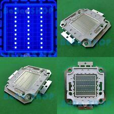 30W Royal Blue 455nm High Power COB LED Lamp Light Spotlight for Aquarium Plant