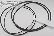 Square Drive Belt Set Philips N 4414 Rubber Drive Belt