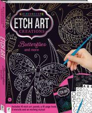 Kaleidoscope Etch Art Creations - Butterflies & More
