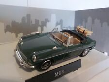 MGB Green open top  1/43 Model Car. Cararama