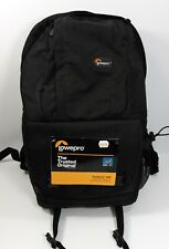 Lowepro Black Camera Backpack Organizer Carry Tote