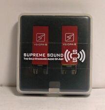 2 pezzi Burson Audio single operazione AMPLIFICATORE gematched per Sound Tuning v5