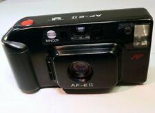 Minolta AF-E II 35mm Camera Auto Focus Free lens