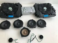 GENUINE BMW F10 F11 Soundsystem Hifi System Speaker Subwoofer 9169685 9258789