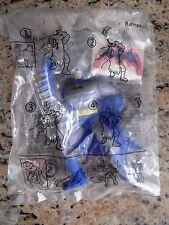 BATMAN Brazil Mc Donalds 2010 LOT 3 figures Joker Batmobile SEALED HAPPY MEAL