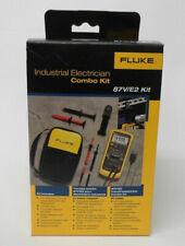 Fluke 87ve2 Industrial Electrician Combo Kit Fluke 87v Msrp 629