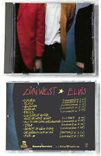 ZÜRI WEST Elvis .. 1990 BlackCat CD TOP No Barcode