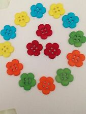 DRESS IT UP Sew Cute floral  Exotic Flowers Novelty Buttons