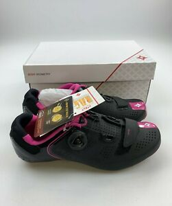 Specialized Zante Women's Carbon Road Cycling Shoes 40 EU / 9 US New