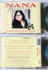 NANA MOUSKOURI Schmetterling .. 1991 Fontana Maxi CD