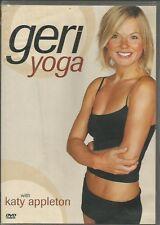 Geri Yoga Exercise Fitness DVD