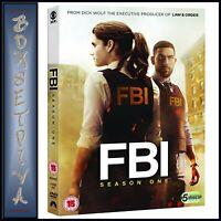 FBI - COMPLETE SERIES 1 FIRST SEASON  ** BRAND NEW DVD **
