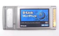 Scheda di rete wireless per portatile D-Link DWL-650+