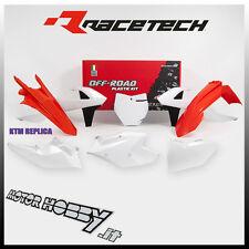 KIT PLASTICHE RACETECH KTM SX SXF 2017 OEM COLORE REPLICA 2017 PLASTIQUE KTM