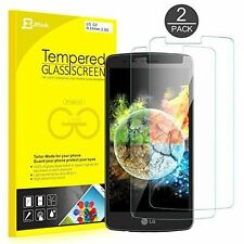 JETech 2-pack Screen Protector for LG G3 Tempered Glass Film