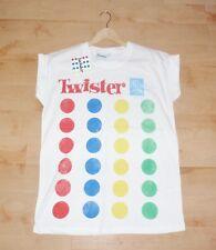 BNWT Primark womens TWISTER white t-shirts - various sizes