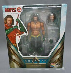 MAFEX No.095 AQUAMAN (Aquaman Ver.) Medicom Toy Japan NEW