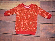 Jersey Pullover - 62 - Handmade Dawanda - gepunktet Punkte - NEU