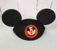 Disneyland Disney Mickey Mouse Toddler Black Youth Hat