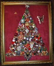Jewelry Art Christmas Tree