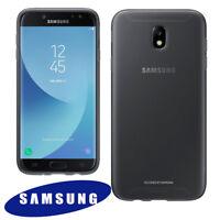 Custodia flessibile originale Samsung JELLY COVER per Galaxy J7 2017 J730 grigia