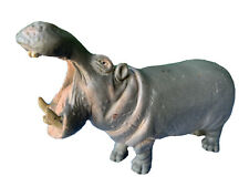 Schleich Hippopotamus (1996) Open Mouth Reired and Rare