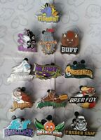 Fantasyland Football 2018 Mystery Set Choose a Disney Parks Pin