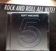 SOFT MACHINE / FIFTH - CD (Italy 2015 - gruppo ed. L'Espresso) SEALED