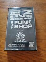 The 2 Live Crew The Funk Shop Cassette Single