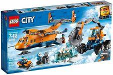 """LEGO® City 60196 """"Arktis-Versorgungsflugzeug"""" Exklusives Set Schneemobil NEU/OVP"""