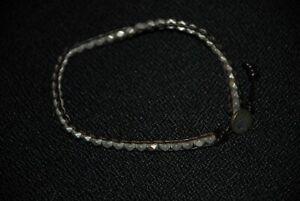 """SILPADA - B2083 - Men's Leather & Sterling Silver """"Adventuresome"""" Bracelet"""
