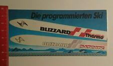 Aufkleber/Sticker: Blizzard Thermo Multimatic (060916149)