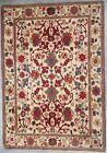 Antique rug/carpet European French Lys de France 1950