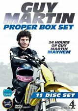 Guy Martin Proper Collection Wall of Death Speed Vulcan Bomber India R4 DVD