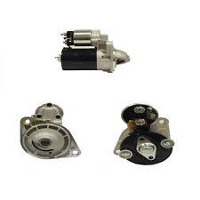 Fits OPEL Omega B 2.0i Starter Motor 1994-2000 - 15409UK