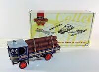 Matchbox Appx 1/43 Scale Diecast YAS09M - 1929 Garrett Steam Wagon
