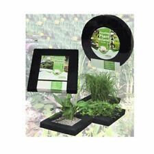 More details for velda floating planting island fish pond plant planter square round basket