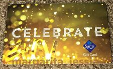 """SAM'S CLUB WALMART HOLIDAY 2016 GIFT CARD """"CELEBRATE"""" NO VALUE NEW COLLECTIBLE"""