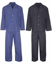 Checked Long Sleeve Multipack Nightwear for Men