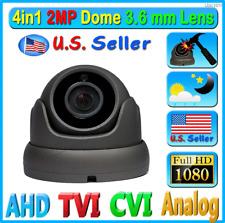 LEXAcctv 4in1 HD 2MP 1080P 3.6mm TVI AHD CVI Analog CCTV  Night Lens Dome Camera