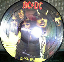 AC/DC - Higway to Hell - Picture Disc Vinyl  - NEU