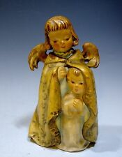 "Goebel Figurine Robson Nativity Collection Rob 410 Guardian Angel - 5""H - 1959"