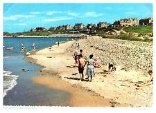 Postcard -   THE BEACH, LOSSIEMOUTH        (Ref D3)