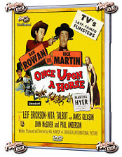 Once Upon a Horse (1958) DVD Dan Rowan Dick Martin Martha Hyer