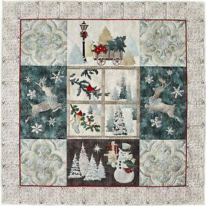 Joyeux Noel Complete Pattern Set by Mckenna Ryan