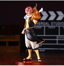 Anime Fairy Tail Natsu Dragneel 23cm Action Figure